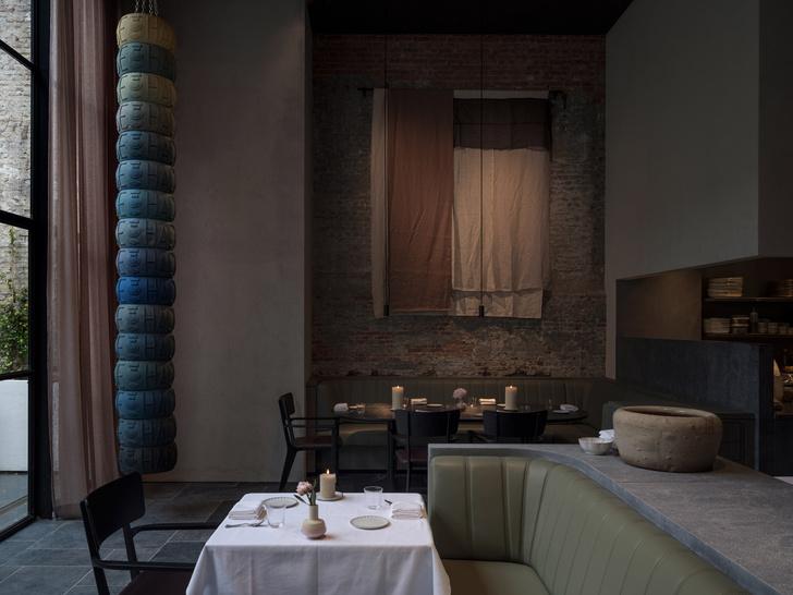 Фото №1 - Le Pristine: модный ресторан по мотивам фламандской живописи