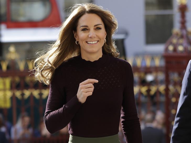 Фото №1 - Амбициозная герцогиня: почему Кейт не смогла быть просто «королевской женой»