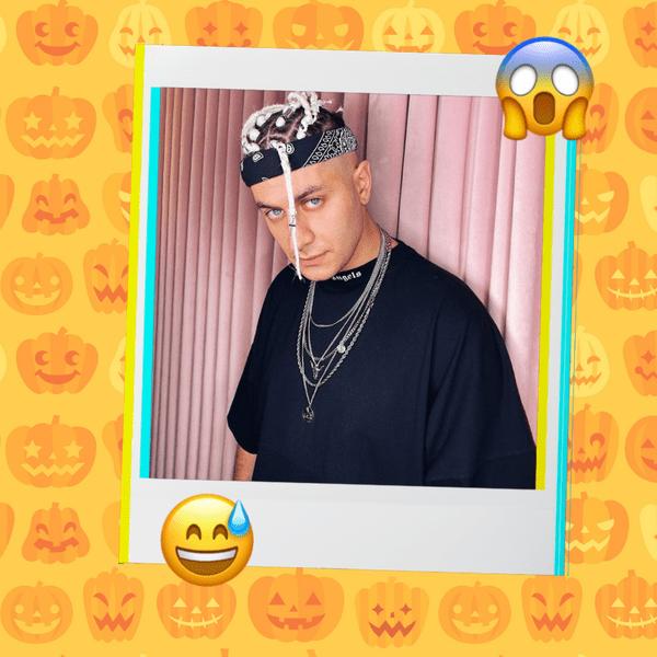 Фото №1 - Чего боится DAVA: любимые ужастики на Хэллоуин