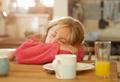 Сон приходит... во время еды