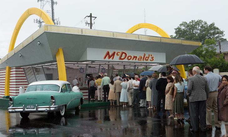 Фото №1 - MAXIM рецензирует байопик «Основатель» о создателях сети McDonald's