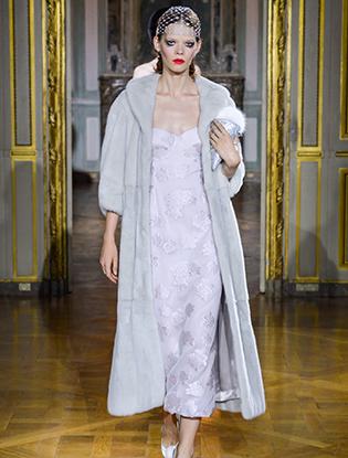 Фото №26 - Неделя Высокой моды в Париже: Ulyana Sergeenko Couture F2015