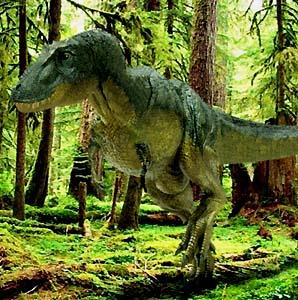 Фото №1 - В Монтане найден отпечаток лапы динозавра