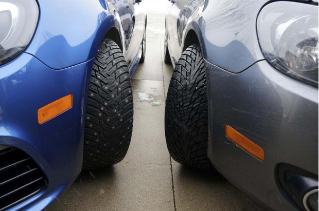 Фото №2 - Почему ездить на шипованных шинах летом не просто глупо, но и вредно