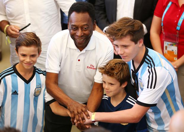 Фото №5 - Отцы-молодцы: 20 самых многодетных футболистов планеты