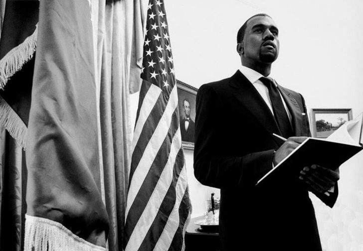Фото №1 - В соцсетях представляют, как будет выглядеть Белый дом во время президентства Канье Уэста (галерея)