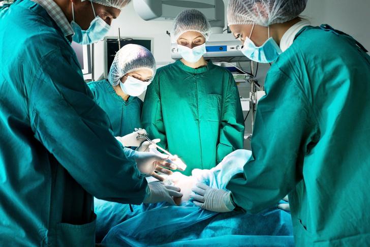 Фото №1 - Американские врачи провели первую в мире пересадку части черепа от донора