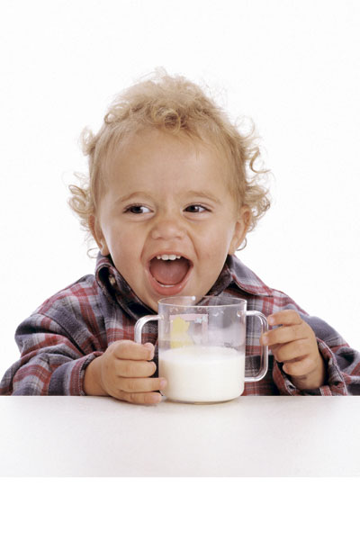 Фото №1 - Козье молоко в детском меню