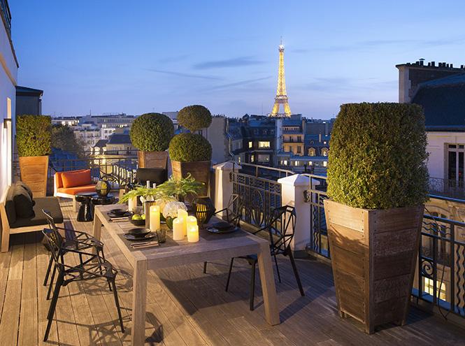 Фото №3 - Романтика в Париже: места в двух шагах от Эйфелевой башни, где нужно признаваться в любви