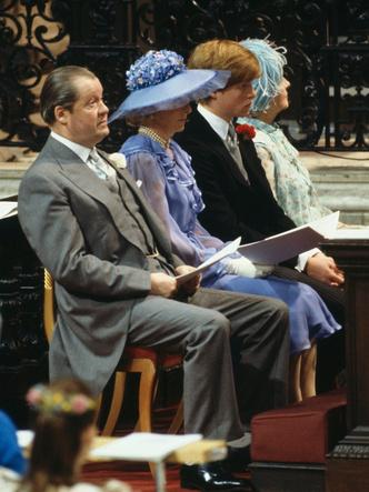 Фото №17 - Гордость женихов и невест: самые стильные мамы на королевских свадьбах