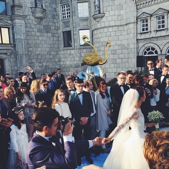 Фото №4 - #FollowMeTo: создатели проекта Мурад Османн и Наталья Захарова поженились