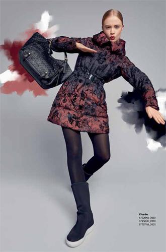 Фото №17 - Модная эклектика в новой осенне-зимней коллекции Desigual