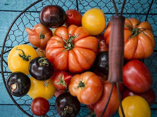 Фото №2 - Синьор помидор: простые и аппетитные блюда из томатов