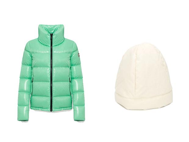 Фото №3 - Пуховик + шапка: модное сочетание для зимнего сезона