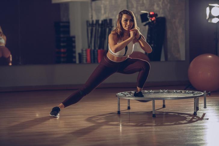 Фото №2 - Топ-5 спортивных направлений, которые в разы эффективнее для похудения, чем бег