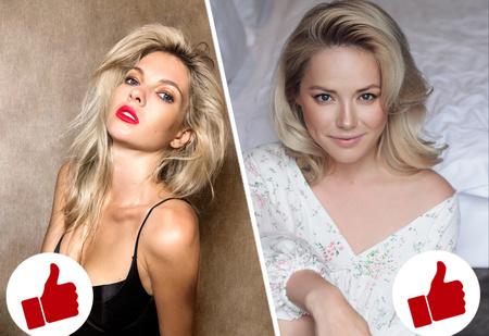 Голосуй за TOP 100 SEXY 2020! Наталья Бардо или Зоя Бербер — кого выберешь ты?