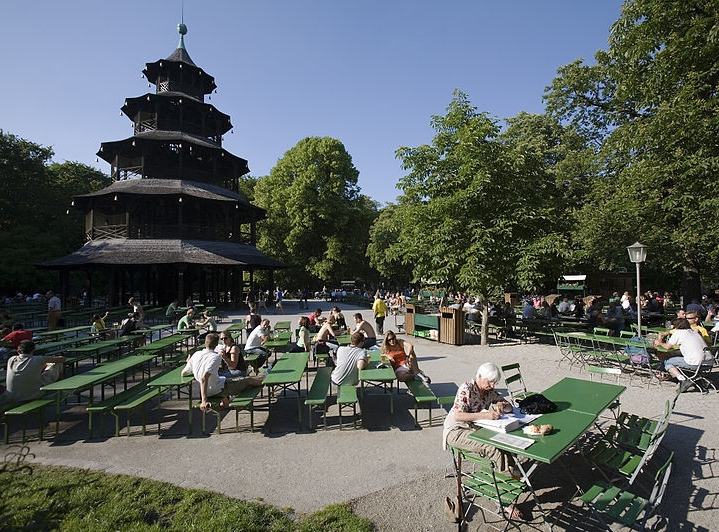 Фото №3 - Топ-10 пивных садов Мюнхена