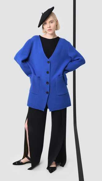 Фото №3 - В полном объеме: как носить вещи oversize