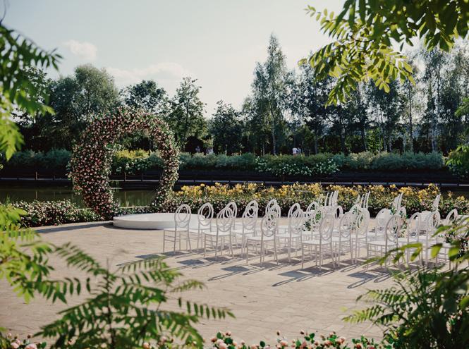 Фото №19 - Лучшие свадебные площадки Москвы