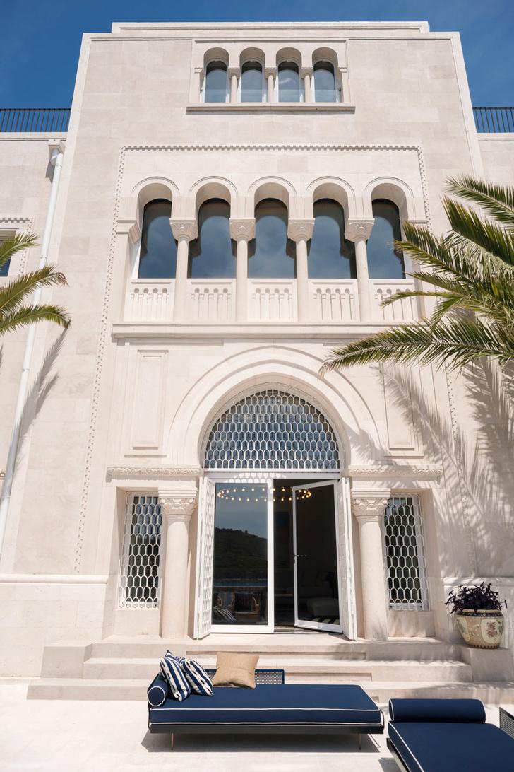 Фото №1 - Villa Sheherezade в Дубровнике: проект Dimorestudio