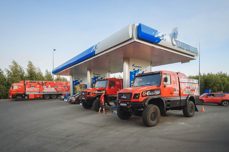 Фото №1 - Челябинск посетили участники международного ралли «Шелковый путь»