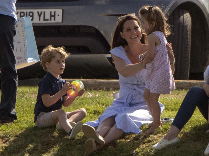 Фото №2 - Герцогиня Кэтрин допустила классическую родительскую ошибку
