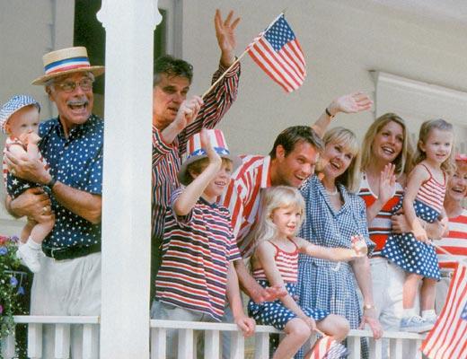 Фото №1 - Особенности национального характера, или Как стать настоящим американцем
