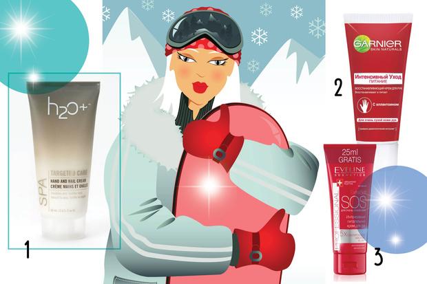 Фото №3 - 3 способа защитить кожу рук от сухости в морозы