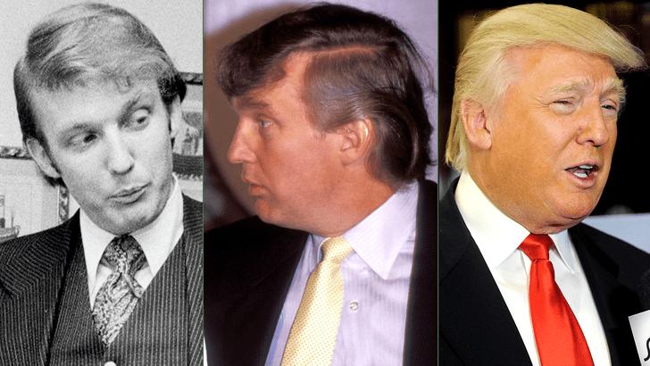Фото №3 - Что было не так с волосами Трампа