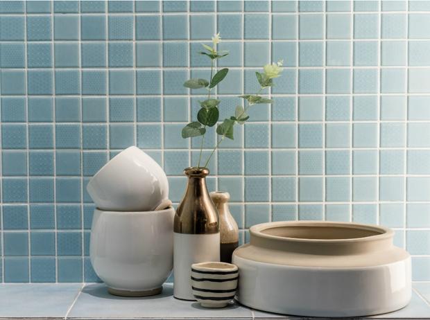 Фото №1 - От прихожей до ванной: как использовать мозаику в интерьере