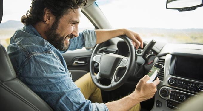 3 типа водителей, которые отвлекаются на смартфон