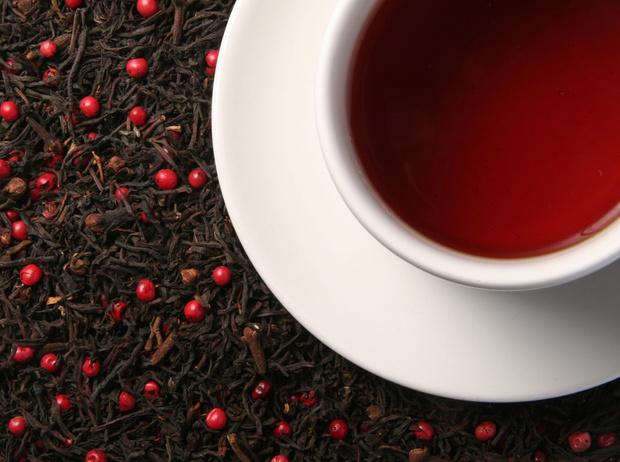 Фото №2 - Согреться и взбодриться: 5 необычных рецептов чая с пряностями