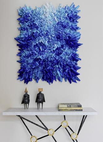 Фото №4 - Домашняя коллекция: какие произведения искусства есть дома у Полины Аскери