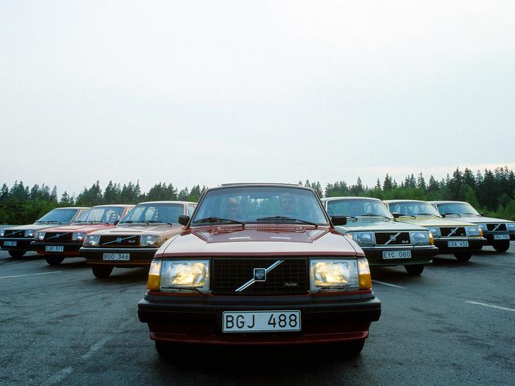 Фото №7 - Философия безопасности: история автомобилей Volvo