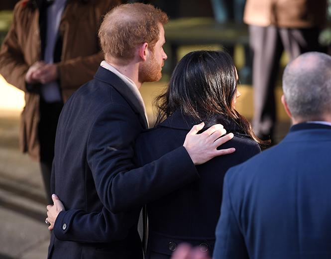 Фото №15 - Новая Диана: Меган Маркл становится второй «королевой сердец»