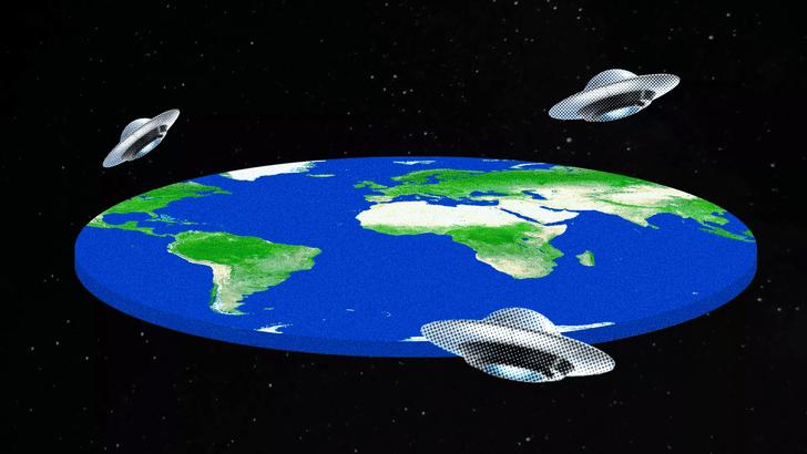 Фото №1 - NASA опубликовало видео, на котором Земля показалась пользователям соцсетей плоской