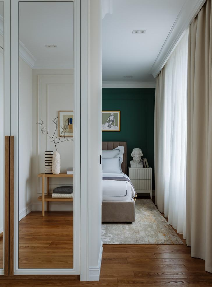 Фото №7 - Светлая квартира 60 м² для молодой пары из Петербурга