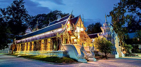 Фото №4 - Таиланд: из жизни медитирующих