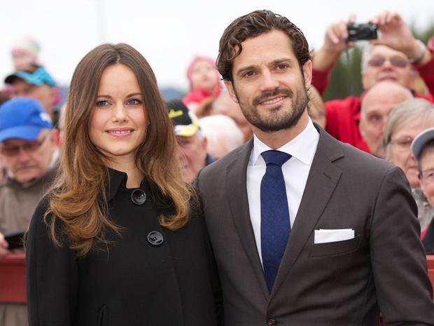 Фото №1 - Королевский бэби-бум: принц Карл Филипп и принцесса София снова станут родителями