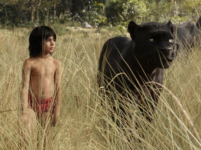 Фото №1 - Вышел трейлер новой «Книги джунглей»