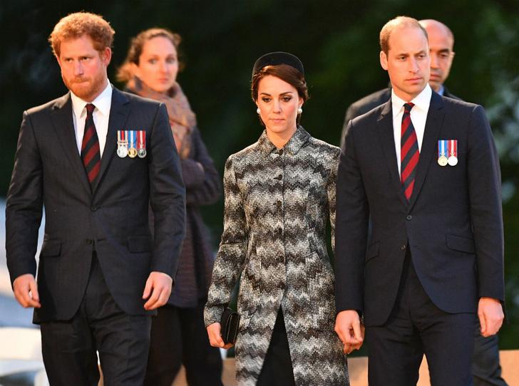 Фото №3 - Не просто совет: о чем Кейт предупреждала принца Гарри до свадьбы с Меган