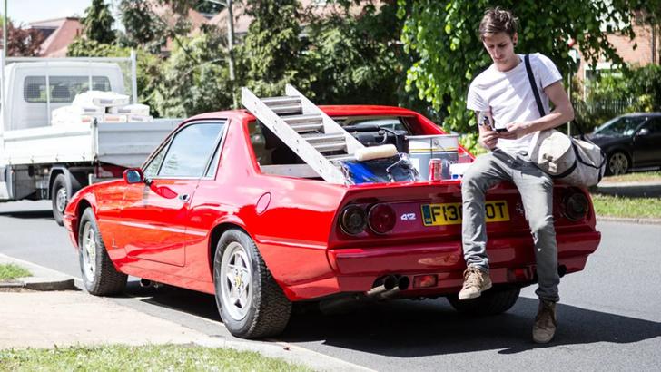 Фото №5 - 10 необычных профессий для Ferrari: скорая помощь, полиция и другие