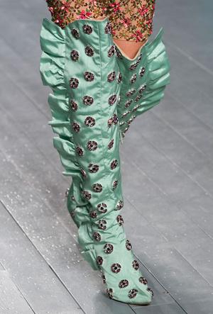 Фото №45 - Самая модная обувь осени и зимы 2019/20