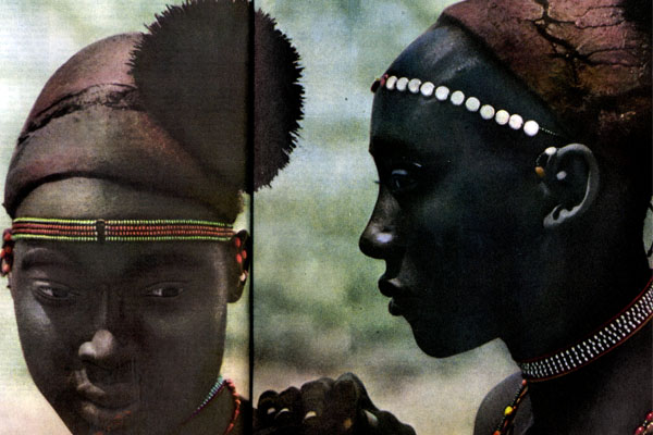 Фото №1 - Люди каменистой пустыни