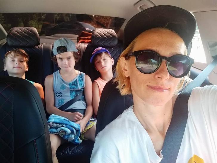 Фото №7 - Одно решение, три жизни: история Марии Болтневой, которая родила тройню, но не вернулась к отцу своих детей