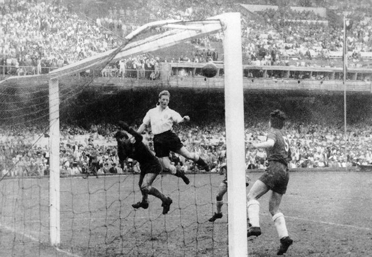 Фото №3 - Чудо на газоне: невероятный матч, который сборная Англии проиграла сборной США