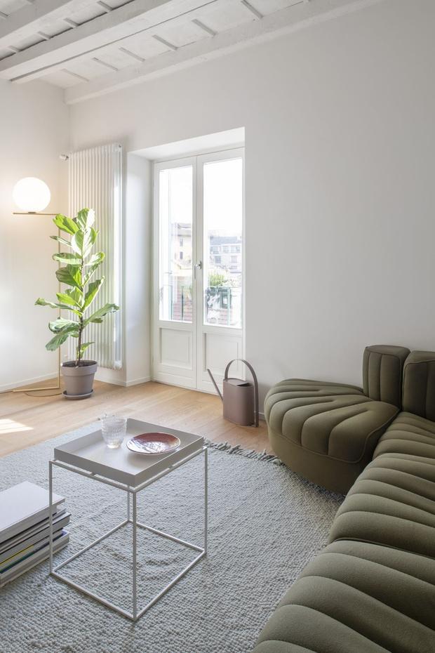 Фото №4 - Маленькая квартира в Милане по проекту студии Wok