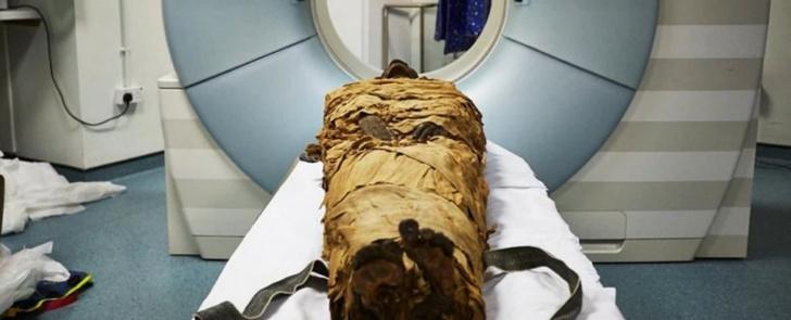 Фото №1 - Ученые воссоздали голос мумии