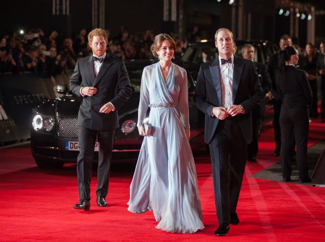 Фото №3 - В Лондоне состоялась премьера «007: Спектр»