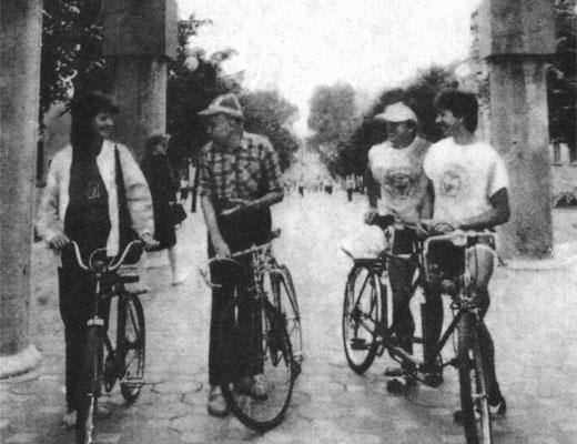 Фото №1 - Город солнца и велосипедов